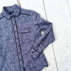 The Kooples blouse [size XS] #kolifleur #frenchstyle  by @ninabrigitte