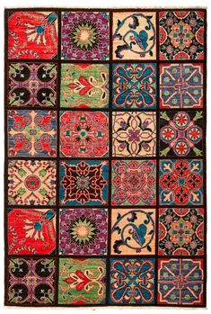 Hand Knotted Suzani Rectangle Area Rug > Design# > Size: x Shop handmade area rugs from Carpet Culture, het the best rug deal. Wool Area Rugs, Beige Area Rugs, Tile Art, Navy Blue Area Rug, Islamic Art, Cool Rugs, Pattern Wallpaper, Decoupage, Prints