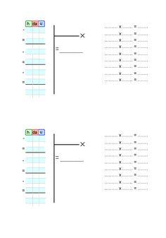 Divisioni in colonna 2