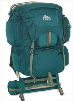 dc0dabb61a Kelty Yukon 48 External Frame Pack - Designed To Grow With Youth