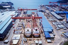 STX unit Goseong Offshore & Shipbuilding also headed for court receivership