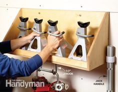 Upgrading Your Garage Workshop - Article: The Family Handyman