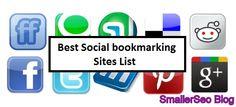 Do Follow Social Bookmarking Site Lists 2015