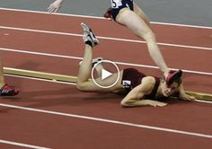 This is how we need to coach our kids to finish a race.