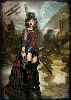 Steampunk Fashion!