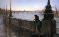 Thomas Alexander Ferguson Graham - Alone in London