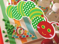 "Photo 17 of 29: The Very Hungry Caterpillar / Birthday ""The Very Hungry Caterpillar""   Catch My Party"