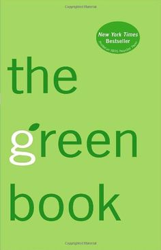 The Green Book: The Everyday Guide to Saving the Planet One Simple Step at a Time by Elizabeth Rogers