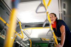 Back of the Bus Dancer: Lauren Carr Photographer: Jarrad Seng