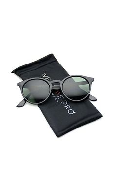 34f85767bbe 32.99  - WearMe Pro Round Small Retro Circle Sunglasses from WearMe Pro-  Throw on