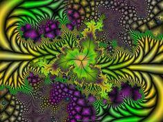 Fractals, abstract - abstract, Fractals