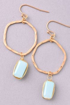 Fame Accessories > Earrings > #0105E − LAShowroom.com