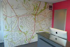 Wallpaper Maps   Street Map Wallpaper   Area Map Wallpapers
