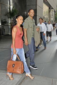 Jada Pinkett Smith Shoes