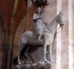 «Бамбергский всадник». 1230-1240 гг. Бамбергский собор, Германия Lion Sculpture, Horses, Statue, Animals, Art, Art Background, Animaux, Horse, Animal