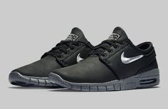 52cd4202d198 Nike SB Stefan Janoski Max Premium Leather NYC Nike High