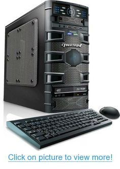 CybertronPC Slayer II Gaming PC (Black)