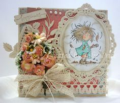 DDS3324, Marianne Designs Dies: LR0240, CR1245 http://julieprice3.wordpress.com/2013/10/26/its-don-and-daisy-time/