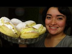 Berlines horneados - Recetasparati - YouTube