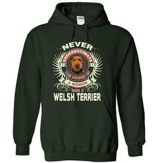 [G6 - 256] Never Underestimate A Woman With A Welsh Terrier