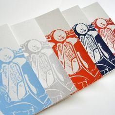 Vespa cards