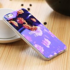 Animal Pattern Cover For iPhone 5S SE 6 6SPlus