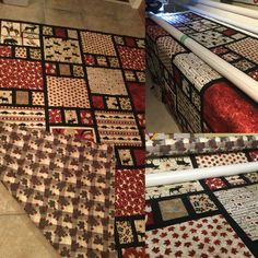 A Hug from Canada Quilt to comfort a friend with cancer. Northcott Oh Canada collection cottons and snugly flannel backing. Flannel Quilts, Lap Quilts, Easy Sewing Projects, Sewing Ideas, Canadian Quilts, Quilts Canada, Canada 150, Quilt Of Valor, Maple Leaves