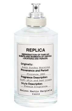 Maison Martin Margiela 'Replica - Lazy Sunday Morning' Fragrance