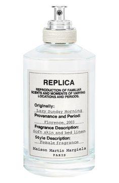Replica - Lazy Sunday Morning perfume