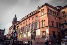 Palacio de Accursio (Bologna - Italy)