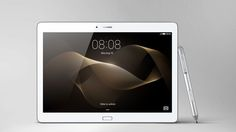 Huawei made a 10-inch Android tablet with a stylus