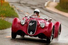 1939 Alfa Romeo 6C 2500 SS Corsa Spider Touring