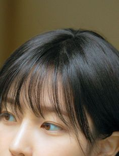 Korean Bangs Hairstyle, Hairstyles With Bangs, Korean Haircut, Korean Hairstyles, Fringe Hairstyles, Men Hairstyles, Short Hair With Bangs, Girl Short Hair, Medium Hair Styles