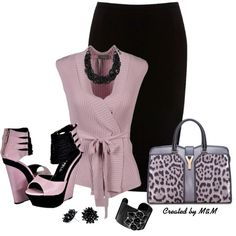 """""""~MEETING MY GIRLS FOR HAPPY HOUR~"""" by marion-fashionista-diva-miller on Polyvore"""