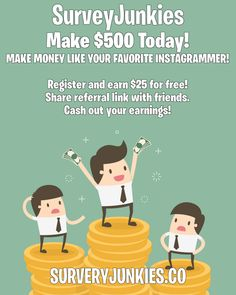 Start Making Money With Social Media Today! Earn money by referring friends and family and completing easy tasks.