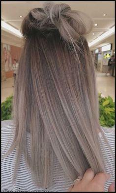 Haar Highlights 2018   Frisur   Pinterest   Frisur, Haar und Haar ideen   Einfache Frisuren