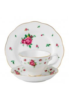 royal albert - would like to have a mix of the different patterns of china for having tea parties.