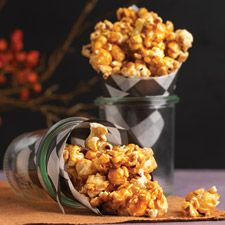 Carol's Caramel Corn: King Arthur Flour. ( gluten free )