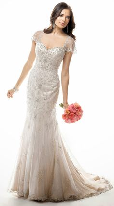 Maggie Sottero's New Collection Flaunts Spring 2014 Bridal Trends | bellethemagazine.com