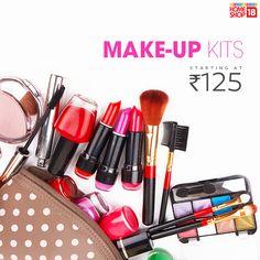 Makeup Kit - Shop Makeup Set & Box Online in India @Low Price