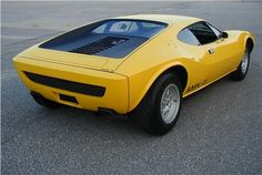 Not everything AMC did was fugly... amx concept car