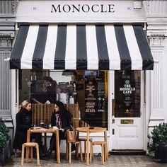 A Lifestyle café.