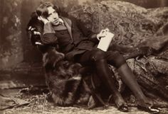 Oscar Wilde - Irish writer, playwright, and poet. He was famous for his witty epigrams and his plays Salome, The Importance of Being Earnest, A Woman of No Importance, Lady Windemere's Fan, The Ballad of Reading Gaol.He lived a life of ascetic extravagance until his incarceration under anti-homosexuality laws and he was sentenced to two years hard labor before his death, destitute in a hotel at the age of forty-six.