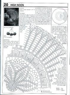 Decorative Crochet Magazines 60 - Gitte Andersen - Picasa Web Albums