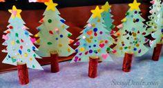 DIY Christmas Toilet Paper Roll Craft Ideas For Kids | SassyDealz.com