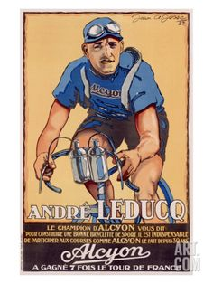 Alyon, Andre Leducq Giclee Print by Josse at Art.com