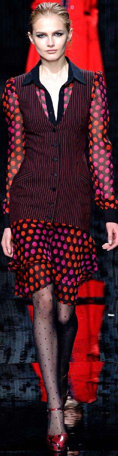 Fall 2015 Ready-to-Wear Diane von Furstenberg