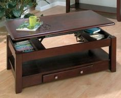 1000 images about multifunctional coffee tables on pinterest lift top coffee table coffee. Black Bedroom Furniture Sets. Home Design Ideas