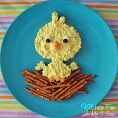 Easter breakfast just got a whole lot cuter with these fun and festive recipes