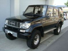 1995 toyota land cruiser | 1995 Toyota Land Cruiser Prado 78